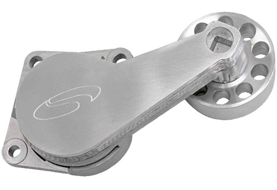 Steeda Mustang Heavy Duty Belt Tensioner - 90mm/Billet - Supercharged (05-10 4.6L)