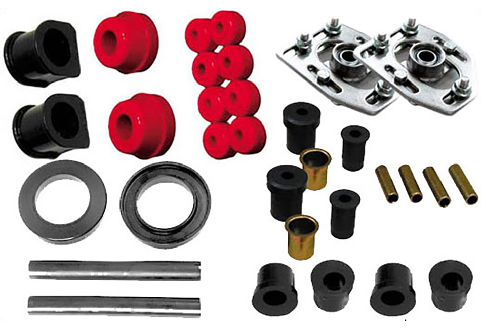 Steeda Mustang Front End Suspension Rebuild Kits (1984-1989)