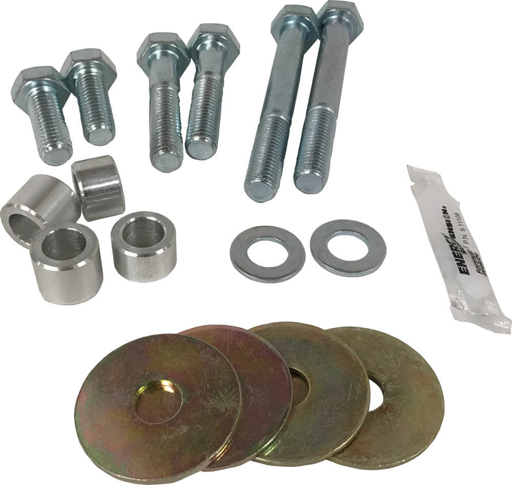 Steeda Mustang Hardware kit for 555-4443 kit (2015-2021)