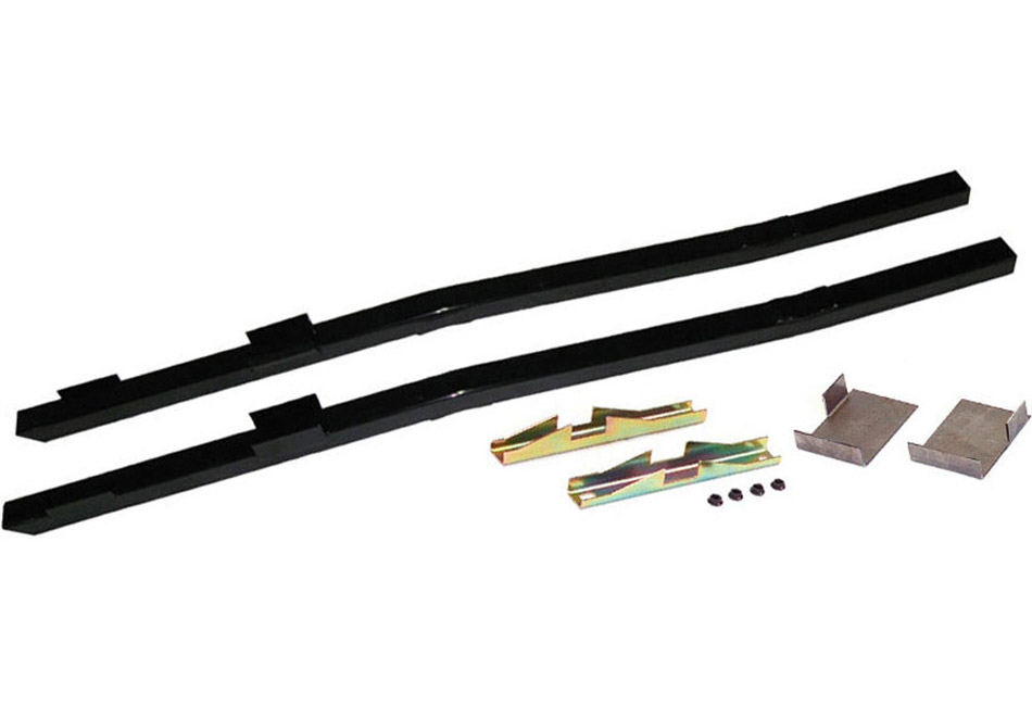 Steeda Mustang Full Length Subframe Connectors - Powdercoated (1979-2004)