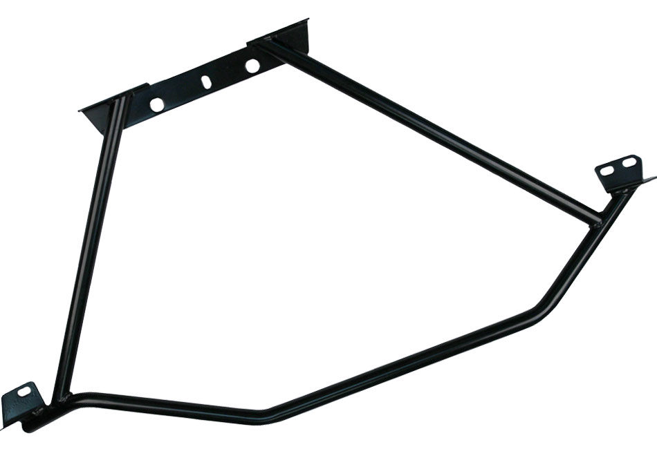 Steeda Cobra Mustang Three Point Strut Tower Brace (1996-1998)