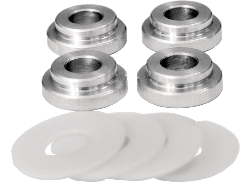 Steeda Ford Fusion Aluminum Shifter Bushings (06-12)