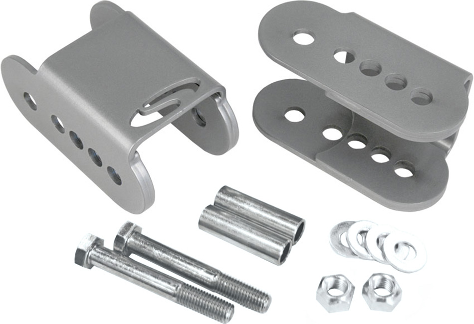 Steeda Mustang Control Arm Relocation Brackets (05-14)
