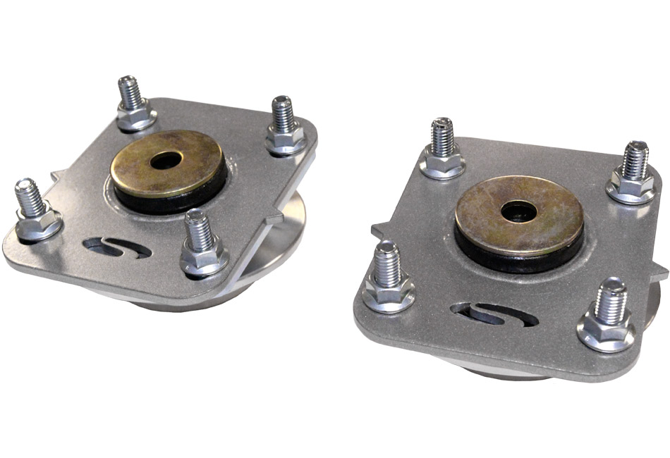 Steeda Heavy Duty Mustang Upper Strut Mounts (05-10 GT & 07-14 GT500)