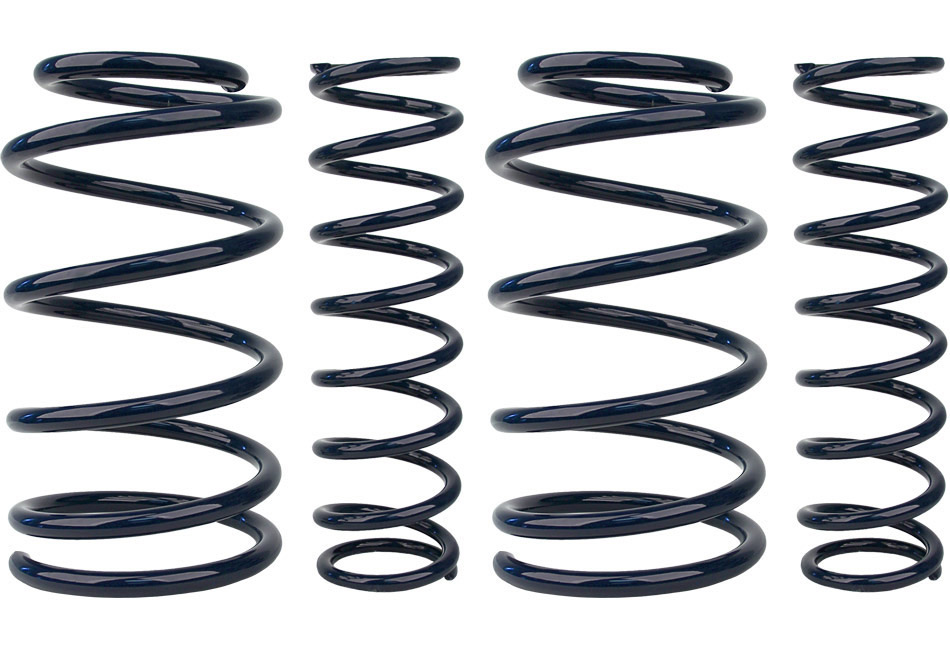 Steeda Shelby GT500 Mustang Sport Springs - Coupe (07-14 GT500)