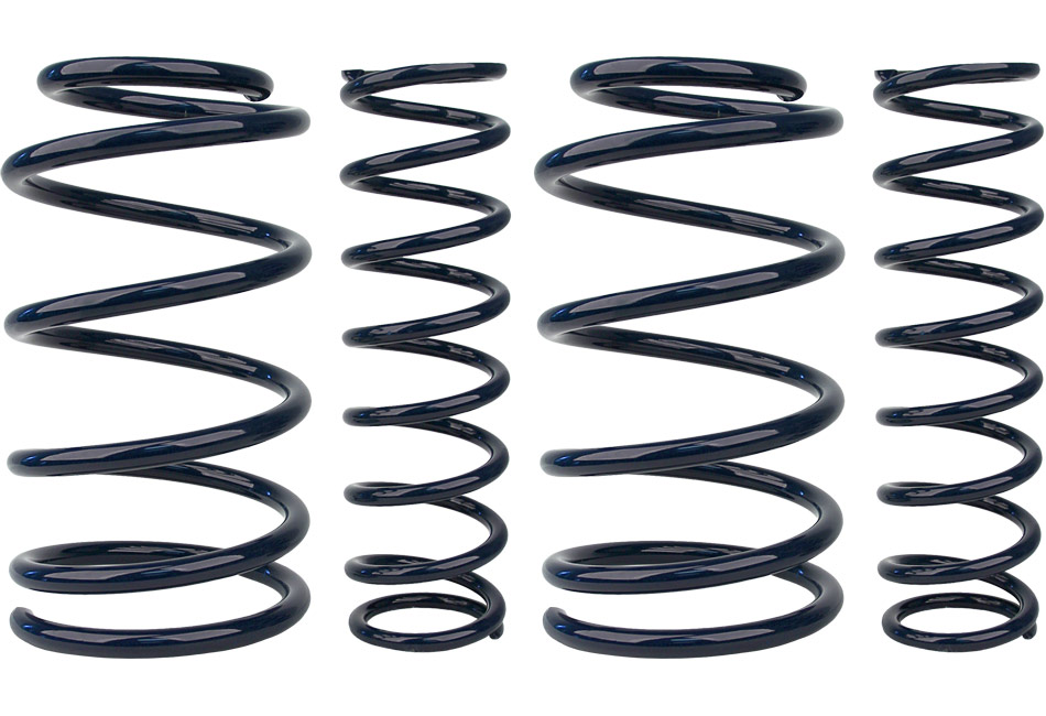 Steeda Mustang Competition Lowering Springs (2005-2014)