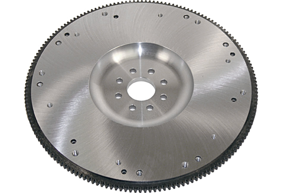 RAM 6 Bolt Billet Steel Flywheel - 10.5