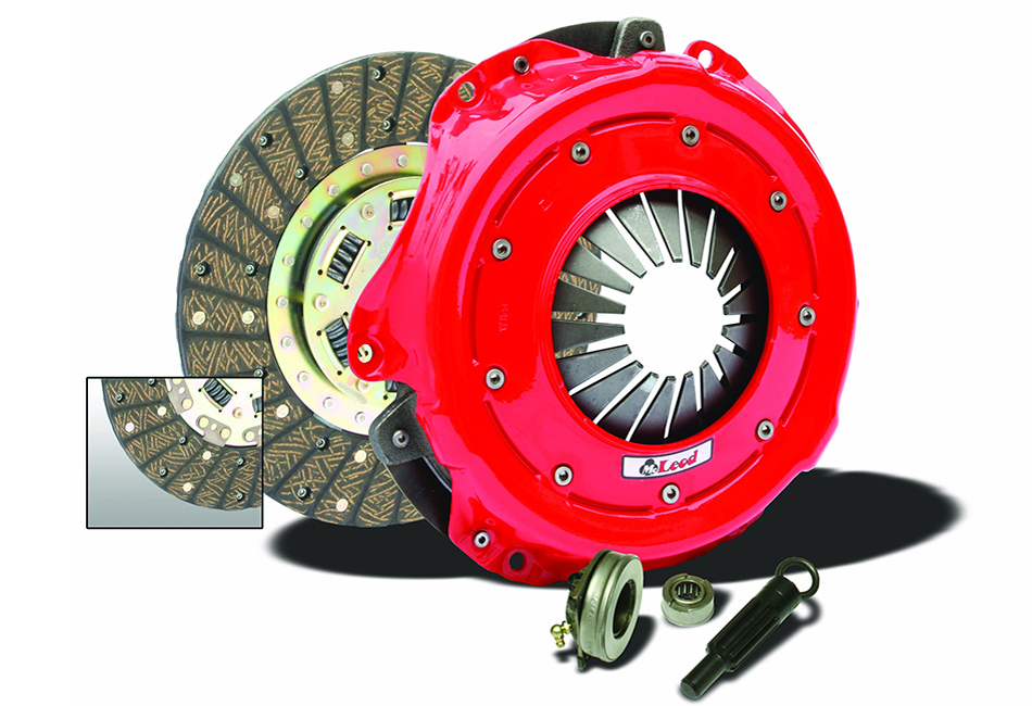 McLeod Street Level Clutch Kit (86-01 GT/Cobra)