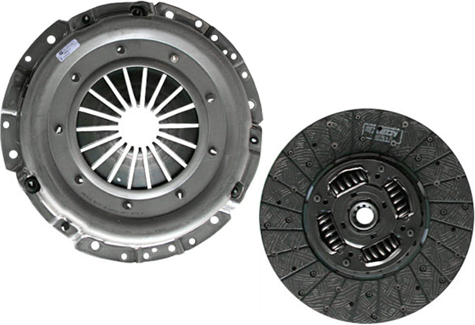 Exedy Mach 500 Mustang Performance Clutch (11-14)