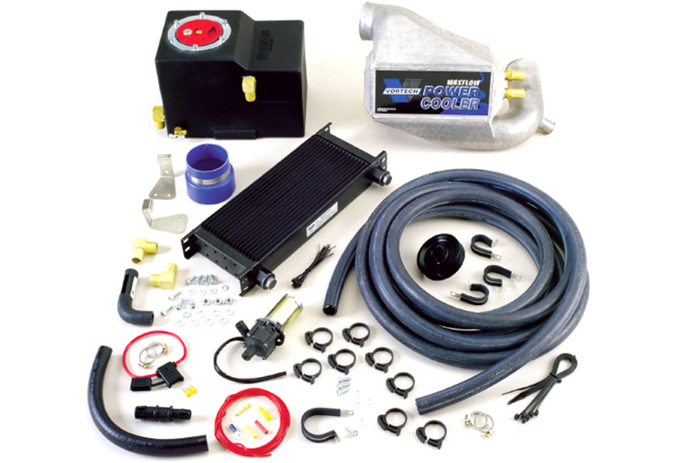 Vortech Power Cooler Mustang Aftercooler (1986-1993 5.0L)