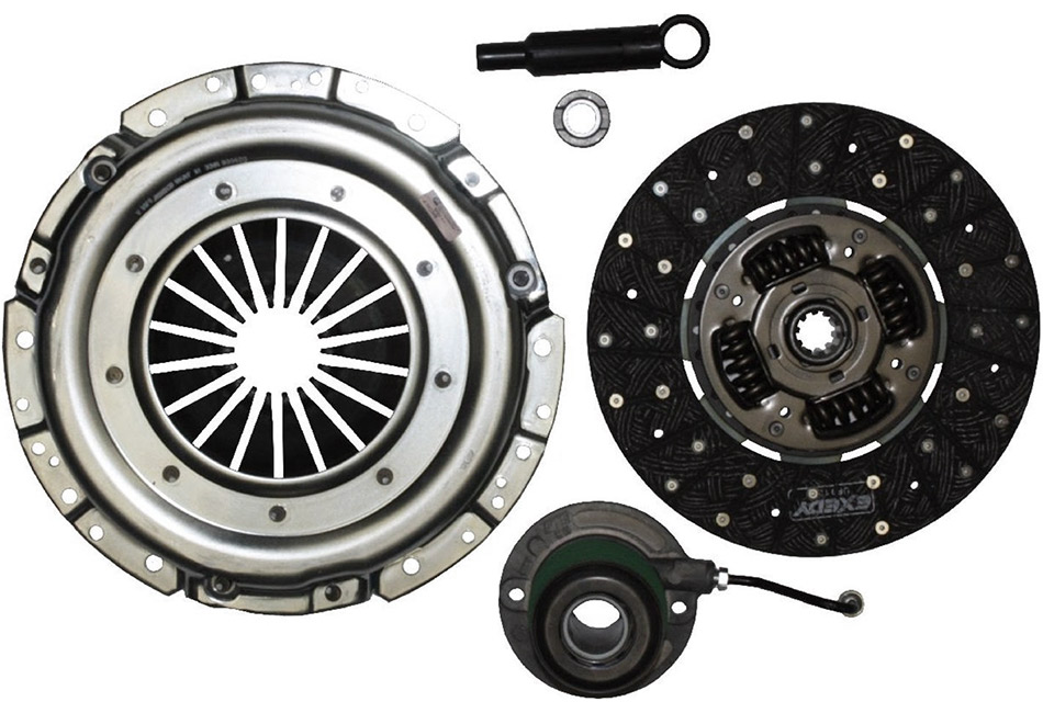 Exedy Mach 500 Mustang Performance Clutch (05 - 10 GT)