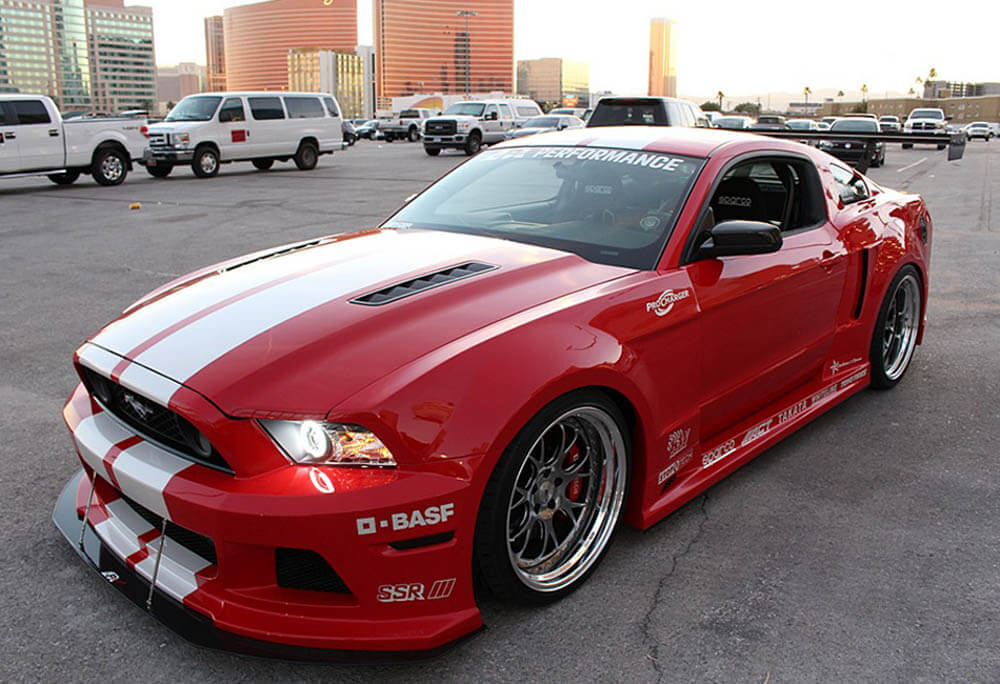 2011 2014 mustang body kits fascias steeda autosports. Black Bedroom Furniture Sets. Home Design Ideas