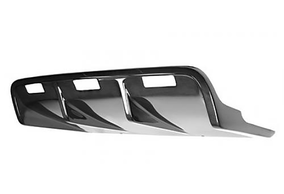 APR Performance Mustang Carbon Fiber Rear Diffuser (10-12 GT)