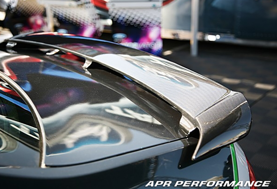 APR Performance Fusion Rear Wing (10-12)