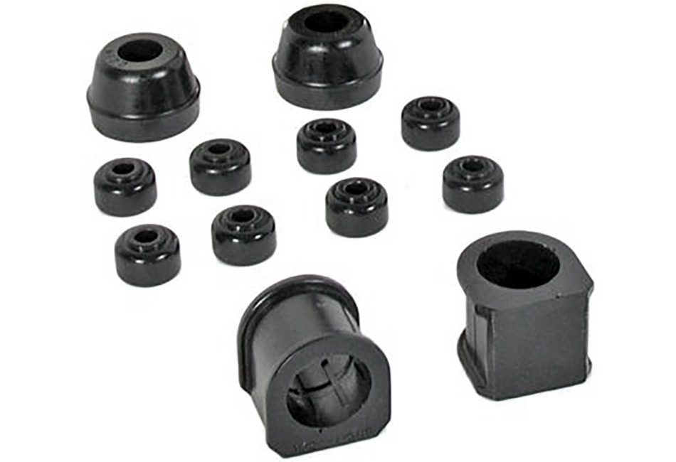 BBK Polyurethane Mustang Suspension Bushing Kit (86-93 5.0L)