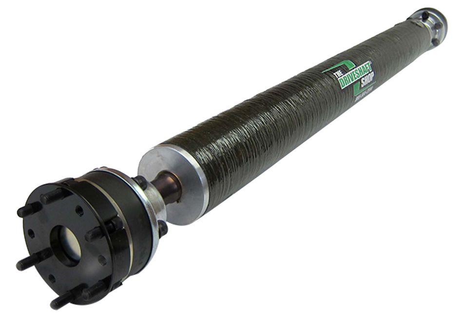 The Driveshaft Shop Automatic Mustang 900HP Carbon Fiber 1-Piece CV Shaft (2015 V6)