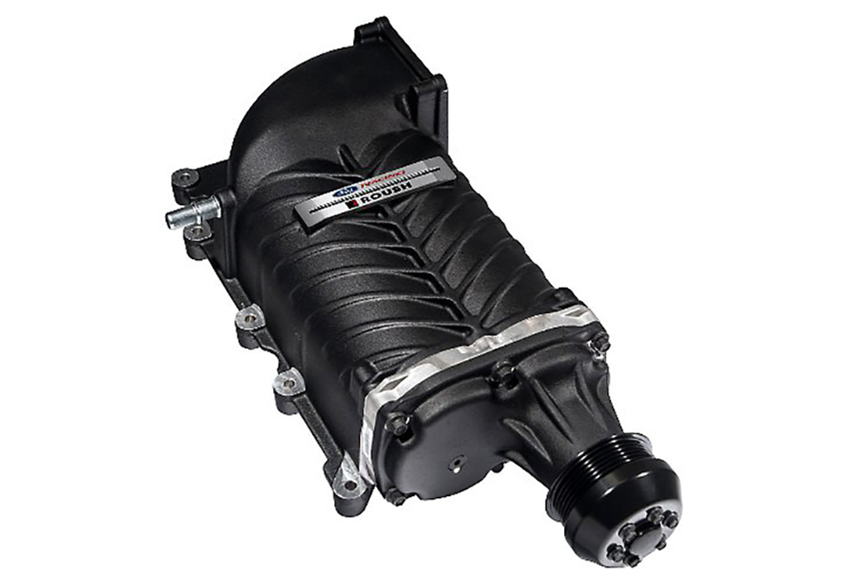 Ford Racing S550 Mustang 670HP Supercharger Kit (15-17 GT)