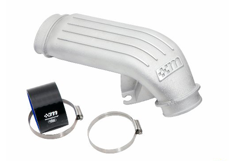 Mountune Focus ST Low Restriction Intake - Silver (13-16 ST)
