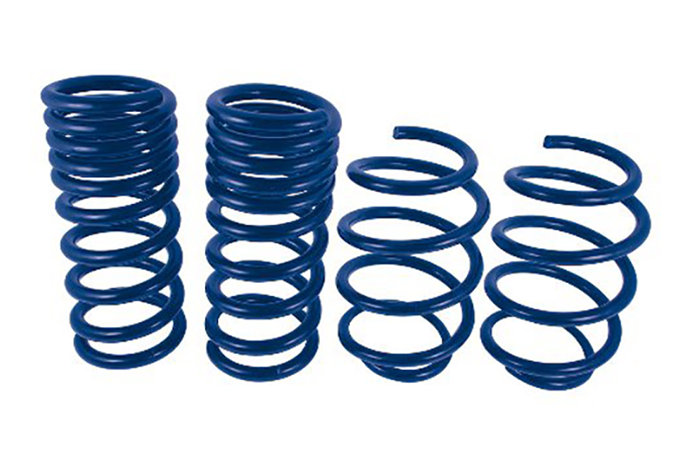 Ford Performance Mustang GT350/GT350R Track Lowering Springs (15-18 GT350 & 2018 GT)