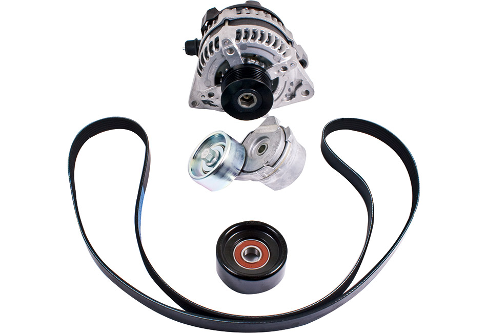 Ford Performance Mustang BOSS 302 Alternator Kit (2011-2014)