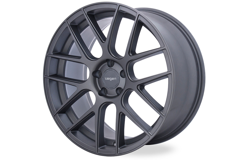 Velgen Wheels VMB7 Matte Gunmetal Wheel - 20x10.5 (05-17)