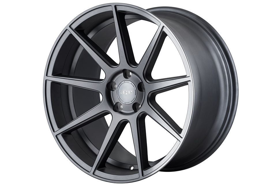 Velgen Wheels VMB9 Matte Gunmetal Wheel - 20x10.5 (05-17)