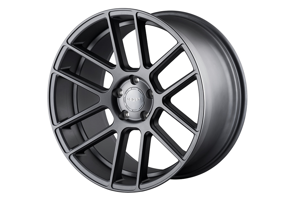 Velgen Wheels VMB6 Matte Gunmetal Wheel - 20x10.5 (05-20)