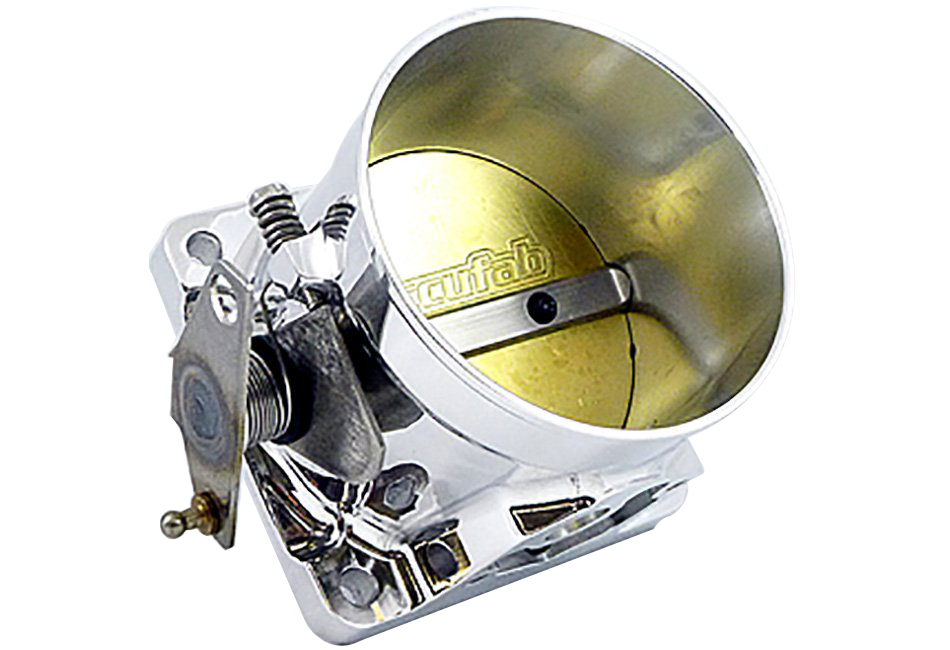 Accufab Mustang 70mm Throttle Body (86-93 GT)