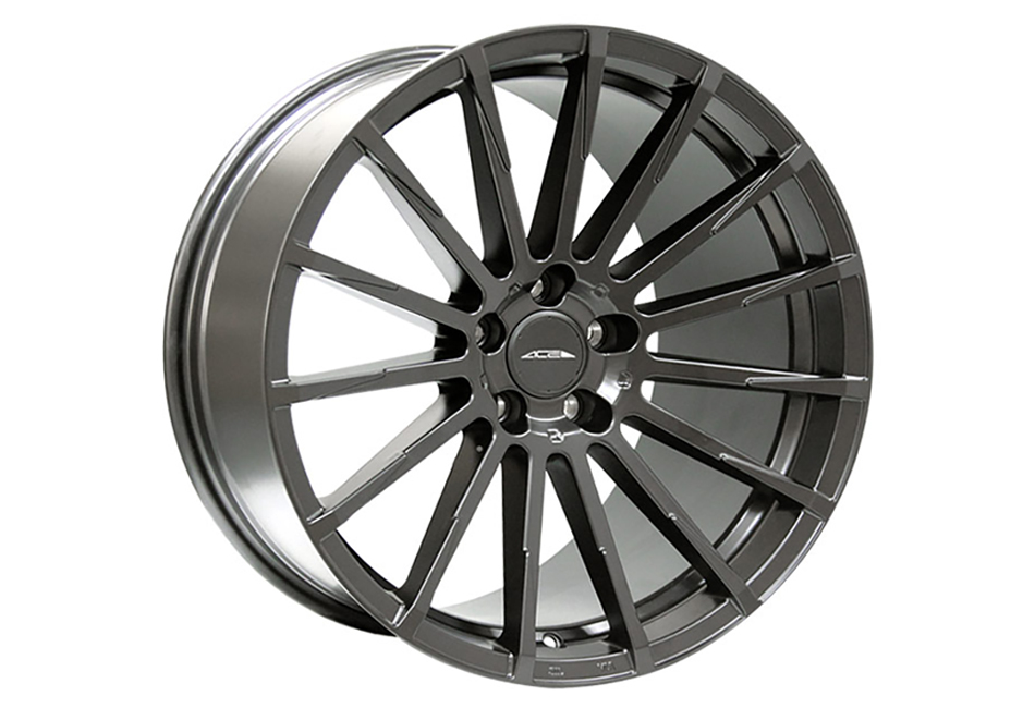 Ace Alloy Devotion Titanium Wheel 20x10 (05-19)