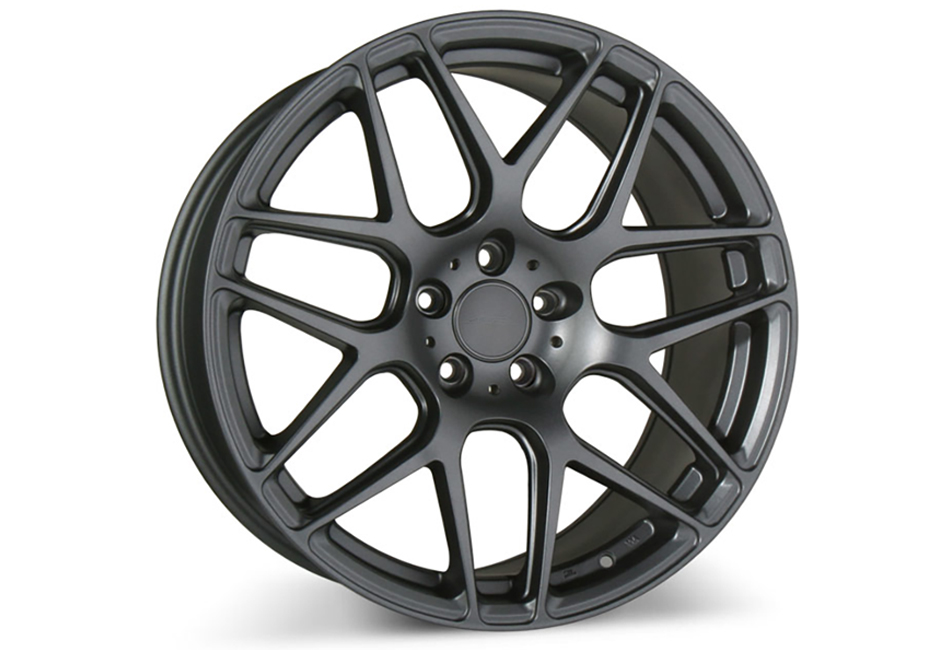 Ace Alloy Mesh-7 Matte Mica Grey Wheel 20x8.5 (05-20)