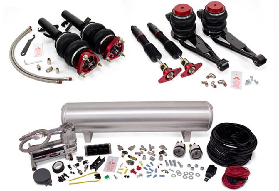 Air Lift Performance Focus ST Air Lift Suspension Full Kit - Digital (13-18 ST)