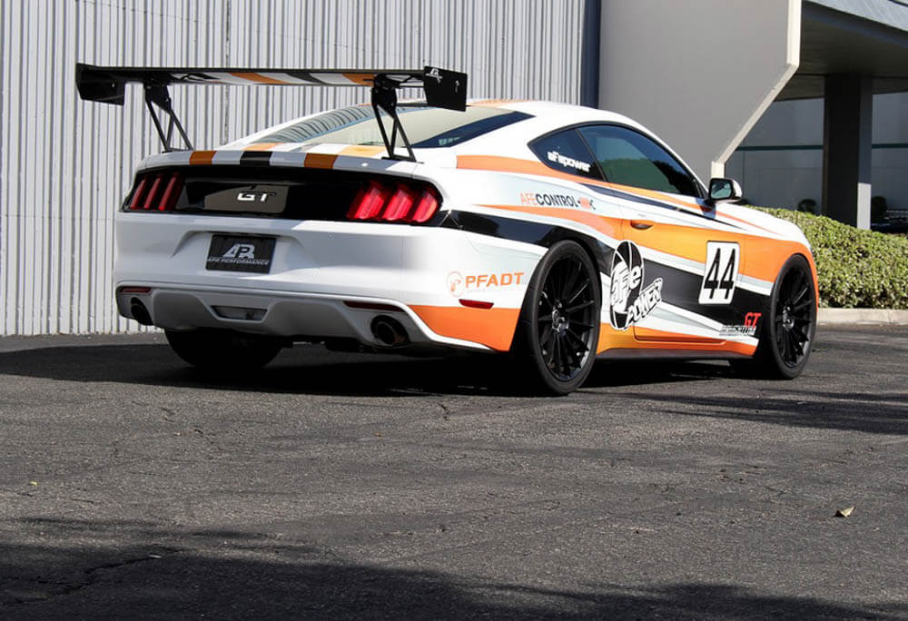 2018 Mustang Build And Price >> APR Performance S550 Mustang GT-250 Spec Wing (15-17 All), 988 AS 206725 - Free Shipping ...