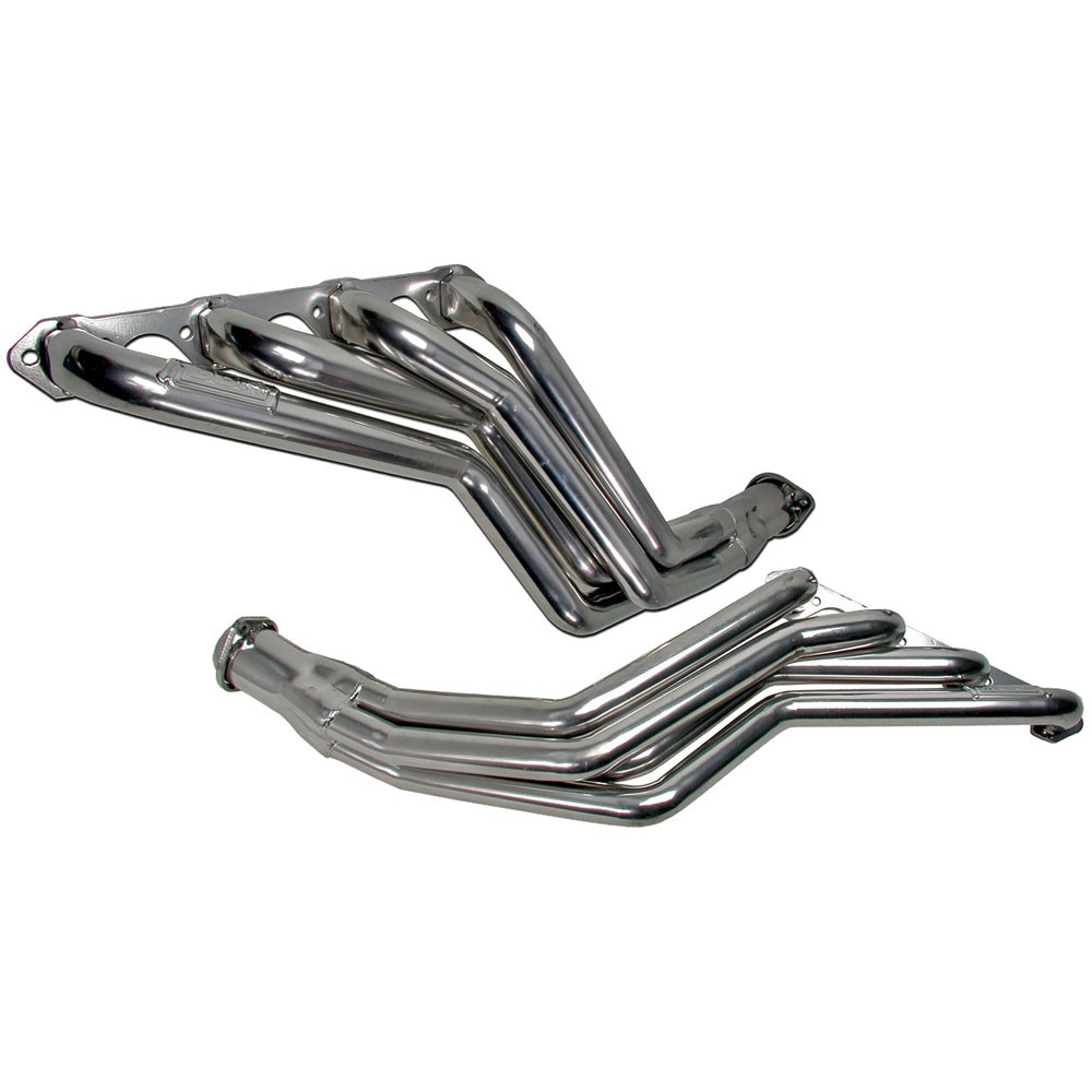 BBK Chrome Long Tube Mustang Headers 1-3/4 in. (79-93 5.0L Manual)