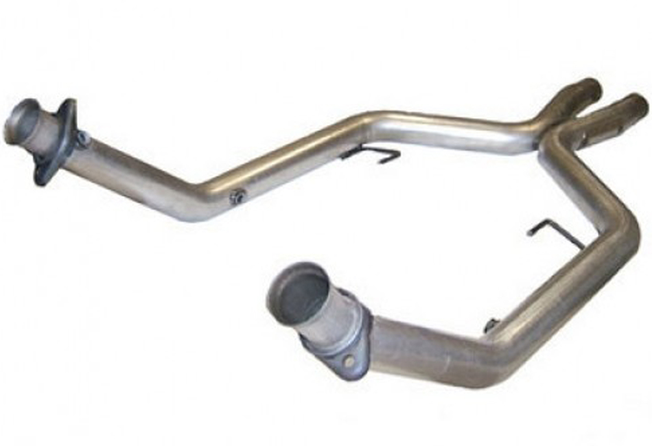 BBK Mustang 4.6L Full Length Off Road X-Pipe (05-10)