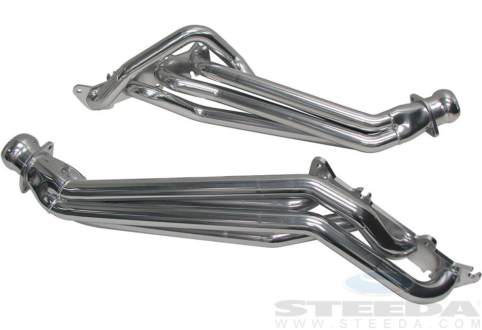BBK Mustang Chrome Long Tube Headers (11-14 GT/Boss)