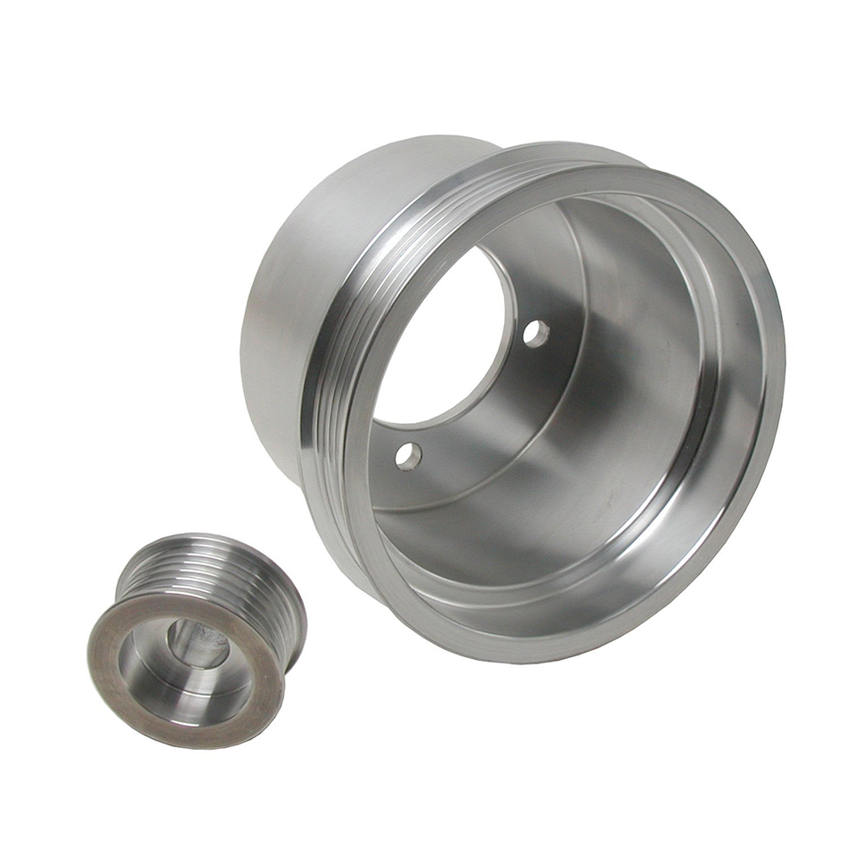 BBK Mustang Underdrive Pulley Kit (94-98 V6)