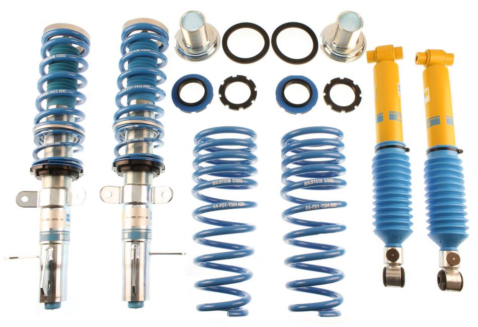 Bilstein Focus B16 PSS9 Adjustable Performance Suspension Coilover System (00-05 ZXW)