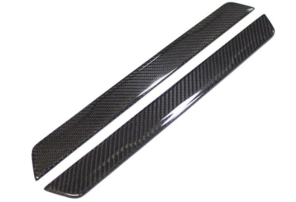 California Pony Cars Focus Carbon Fiber Door Sills (12-16 All)