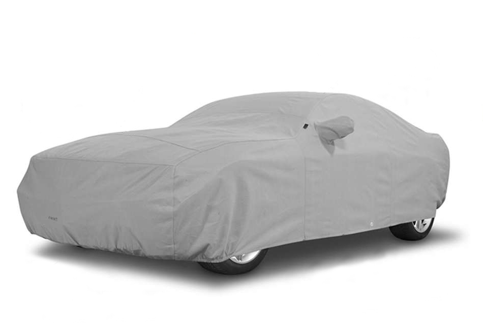 Covercraft Mustang NOAH Exterior Gray Car Cover (87-93 LX Hatchback)