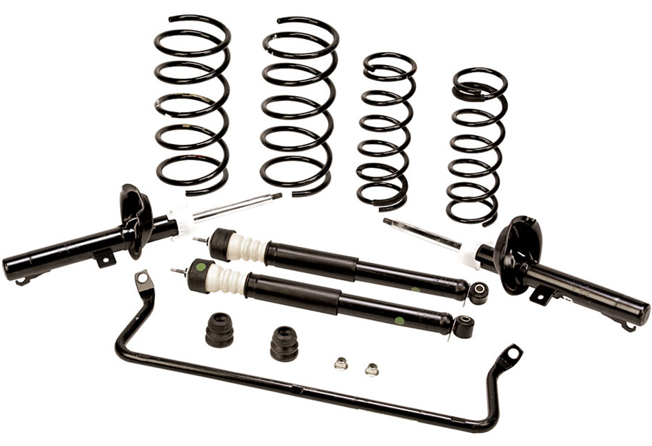Ford Performance Focus SVT Style Suspension Kit (00-05 All)