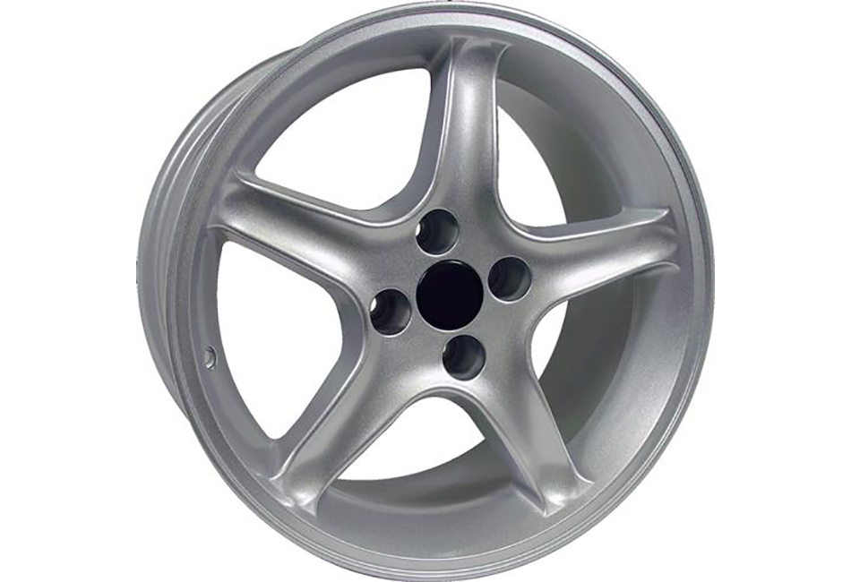 Wheels & Tires; 1979-1993 Mustang Parts;