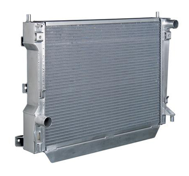Ford Racing Aluminum Mustang Radiator (05-14)