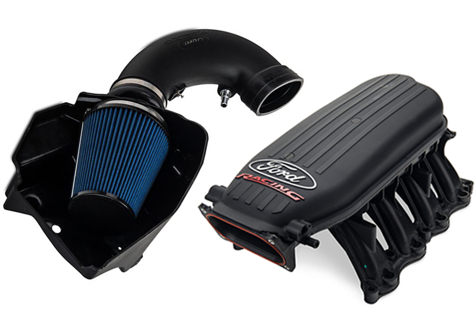 Ford Racing Cobra Jet Intake Power Up Kit (11-14 GT)
