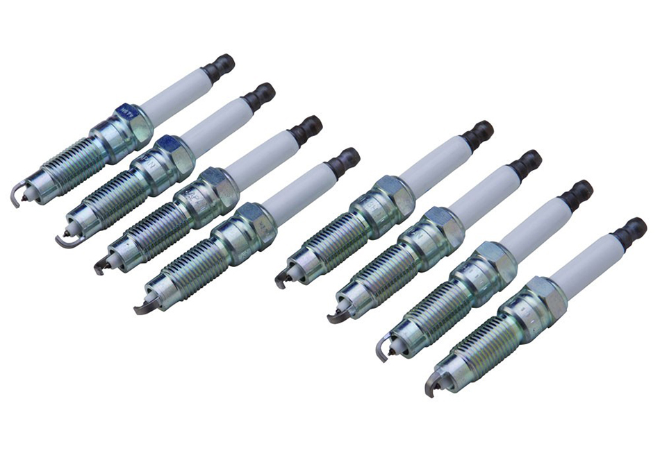 Ford Performance Cold Mustang 3V Spark Plug Set - 12mm Thread (08-10)