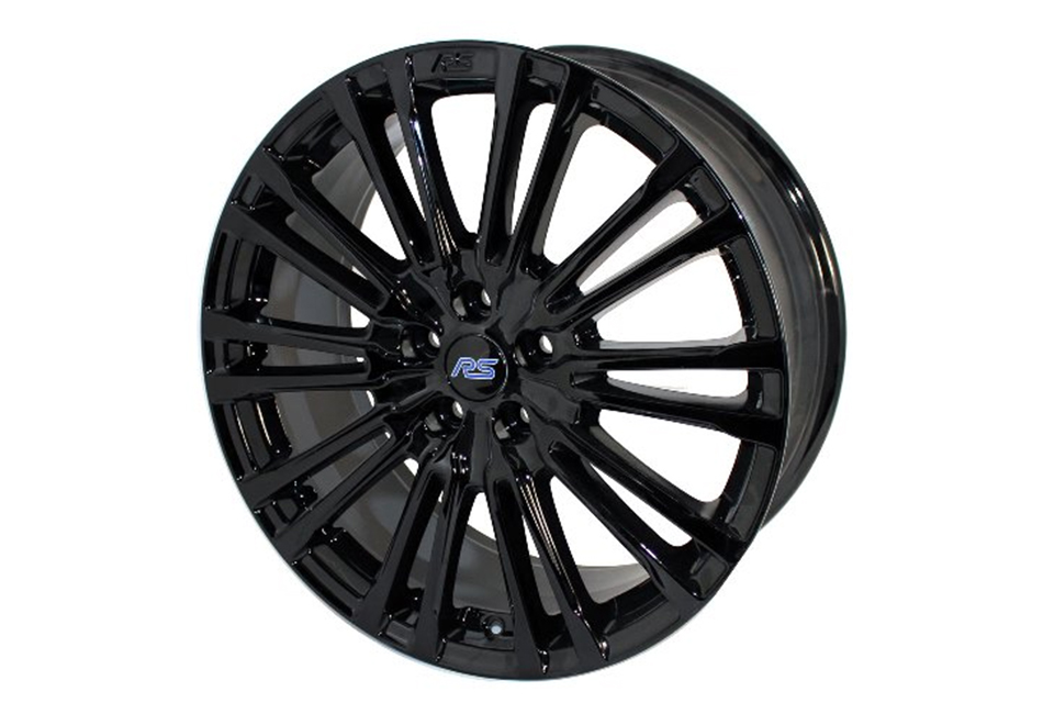 Ford Performance MK3 Focus RS Wheel 19x8 Gloss Black (12-18 Hatchback/13-16 ST/16+ RS)
