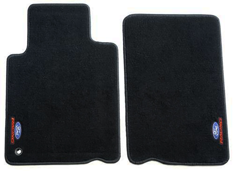 Ford Performance Mustang Floor Mats (05-09) DISCONTINUED