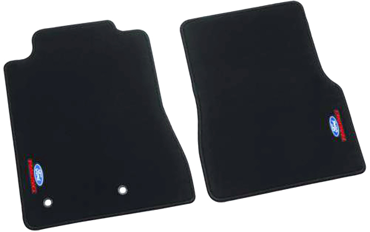 Ford Performance Mustang Floor Mats (10) DISCONTINUED