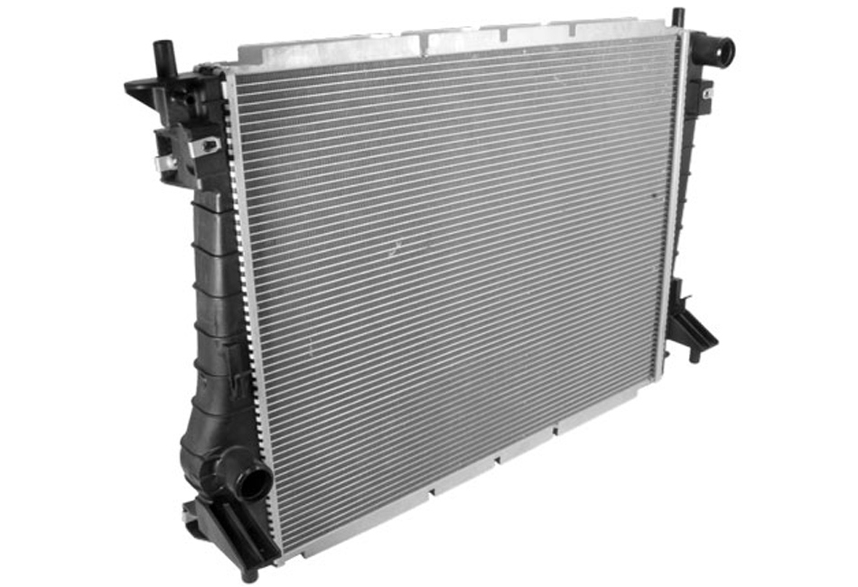 Ford Racing Mustang GT Boss 302 Radiator (11-14)