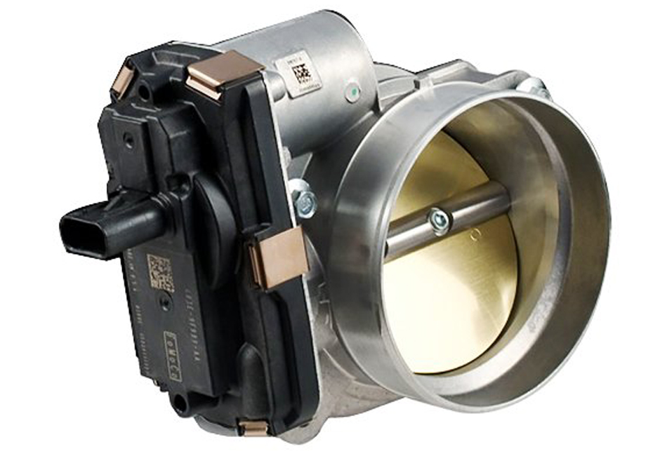 Ford Racing Mustang GT350 5.2L 87MM Throttle Body (15-17 GT/GT350)
