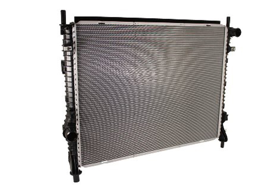 Ford Racing S550 Mustang Performance Pack Radiator (15-17 GT)